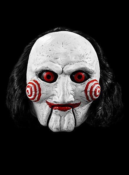 Masque officiel Billy Saw Deluxe en latex