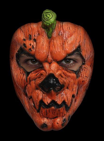 Masque terrifiant de monstre citrouille