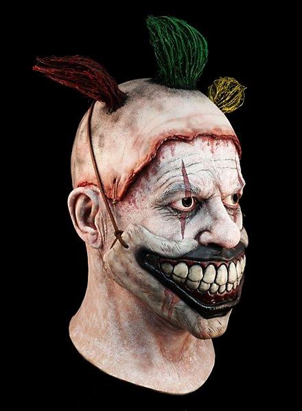 Masque Twisty American Horror Story avec bouche