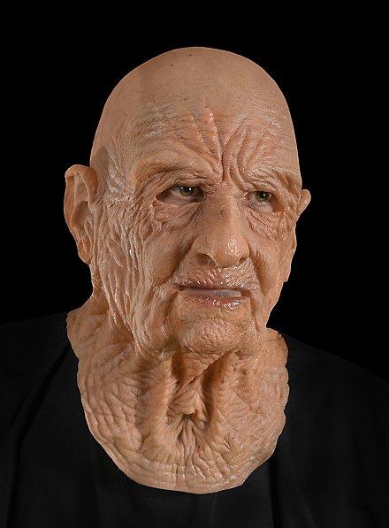 Masquie d'arrière grand-père en latex