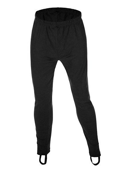 Medieval tights man black