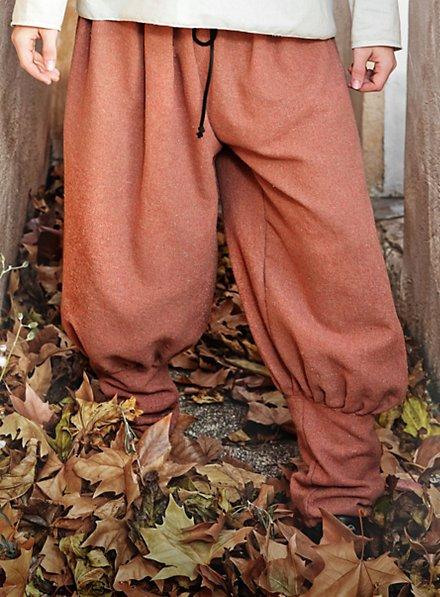 Medieval Trousers brown
