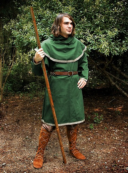 Medieval Tunic green