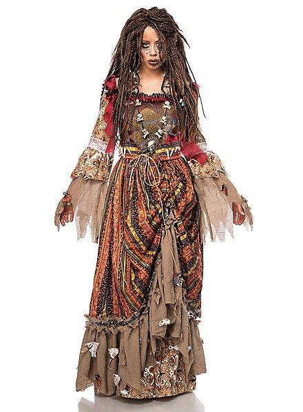 Meeresgöttin Calypso Kostüm