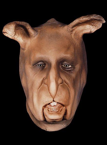 Meister Lampe Maske aus Schaumlatex
