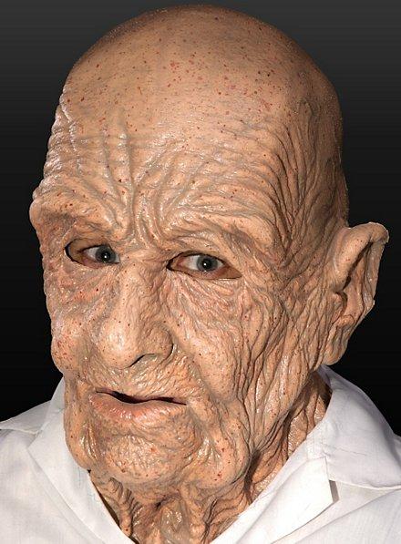 Methusalem Maske aus Latex