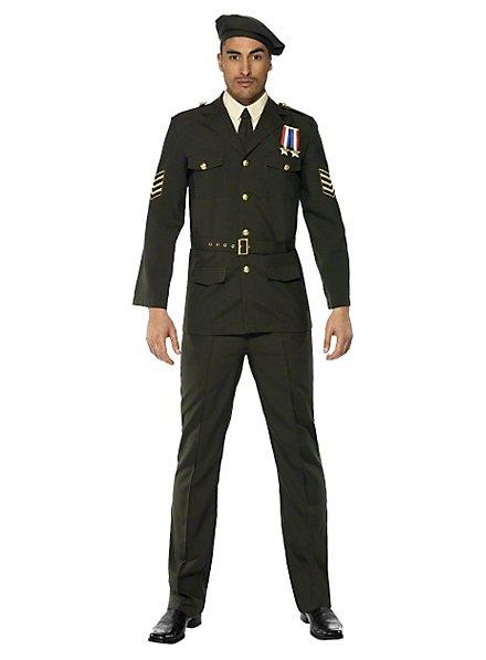 Military Commander Costume