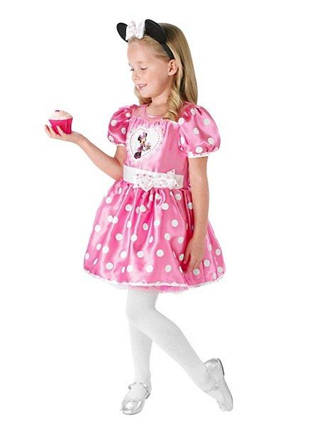Minnie Maus pink Kinderkostüm