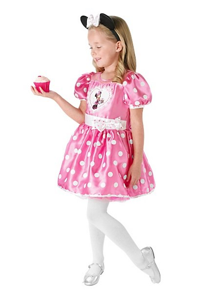 Minnie Mouse pink Kids Costume
