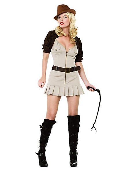 Miss Indiana Jones Costume