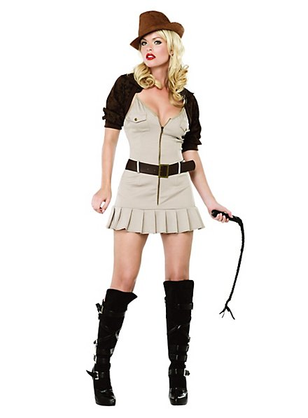 Miss Indiana Jones Kostüm