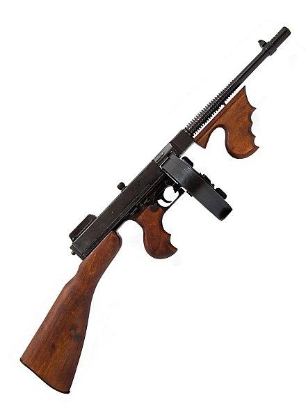 Mitraillette Tommy Gun Arme décorative