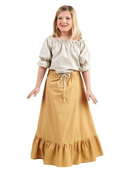 Mittelalter Kleidung Madchen Fur Kinder Maskworld Com