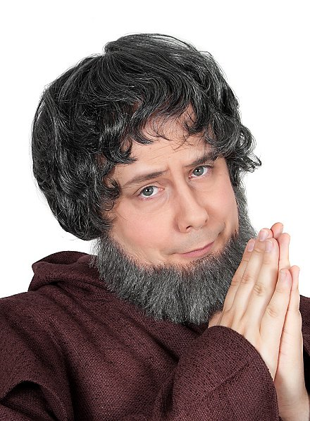 Monk High Quality Wig
