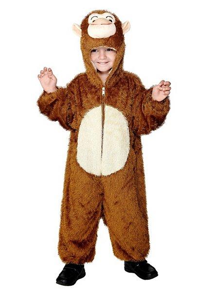 Monkey Onesie for Kids