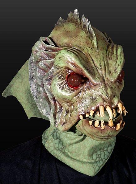 Monstre des marécages luxe Masque