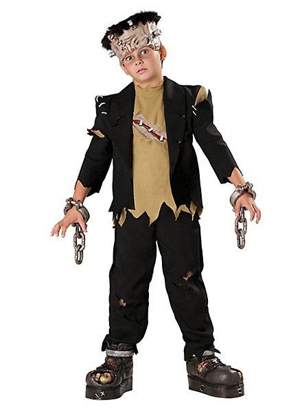 Monstre Frankenstein Déguisement Enfant