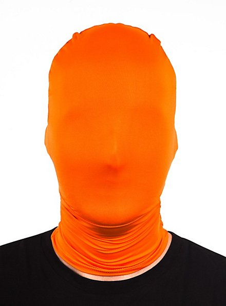 MorphMask officiel orange uni