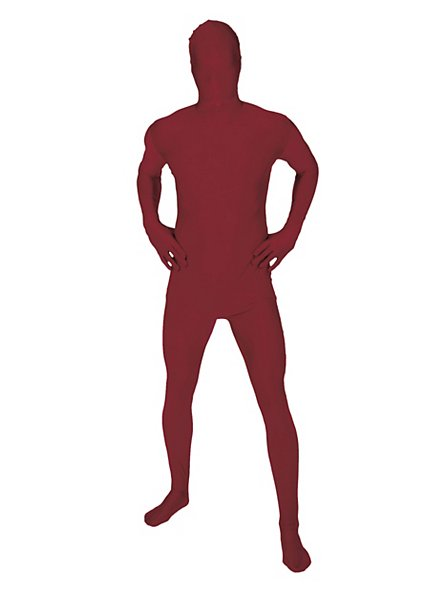 Morphsuit blood red