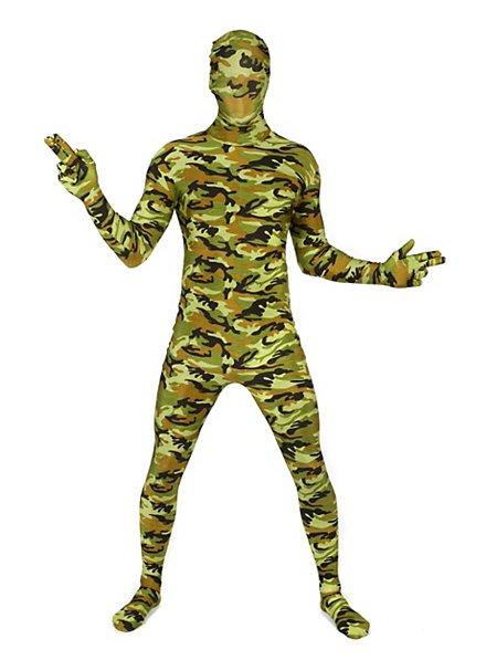 Morphsuit commando Déguisement intégral