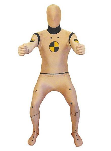 Morphsuit Crash Test Dummy Full Body Costume