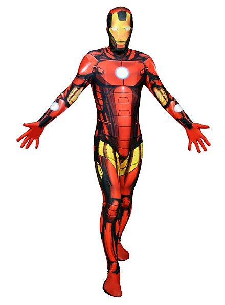 Morphsuit Iron Man Full Body Costume