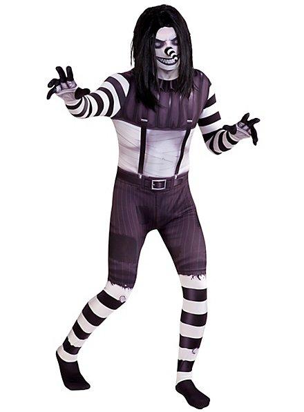 Morphsuit Laughing Jack full body costume