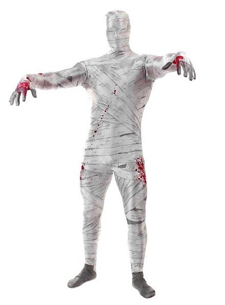 Morphsuit Mumie Ganzkörperkostüm