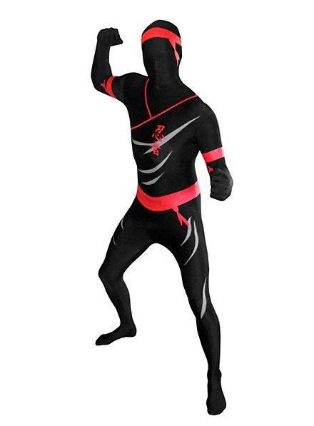 Morphsuit ninja Déguisement intégral
