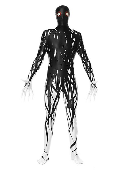 Morphsuit Zalgo Ganzkörperkostüm