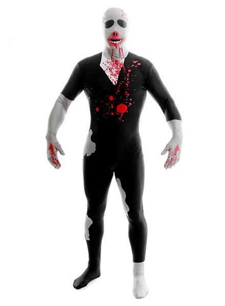 Morphsuit Zombie Full Body Costume