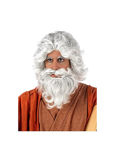 Moses Wig