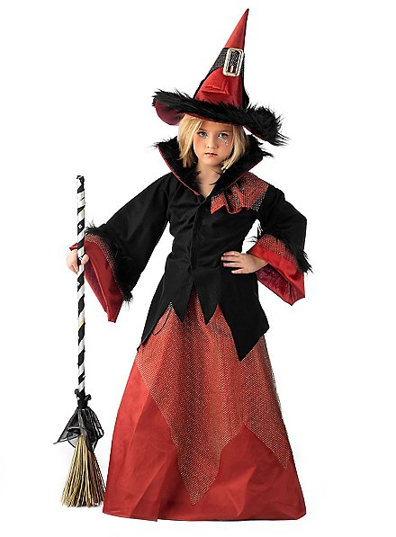 Mountain Witch Kids Costume