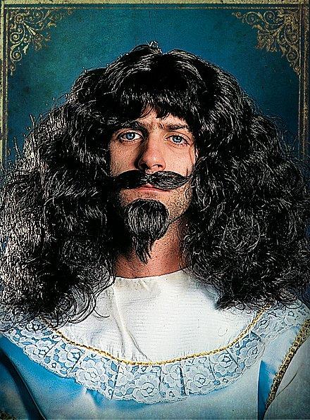 Mousquetaire Kit barbe avec perruque