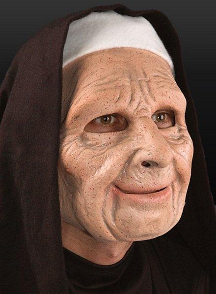 Mutter Teresa Maske aus Latex
