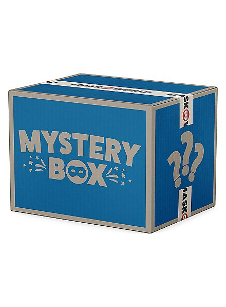 Mystery Box - 4 Kostüme für Herren