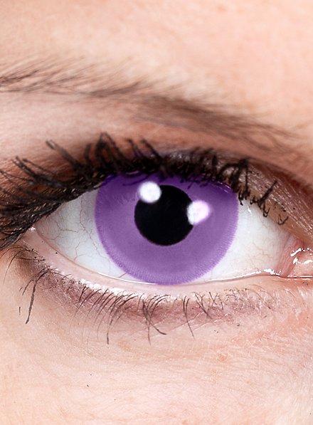 Mystique violet Lentilles de contact