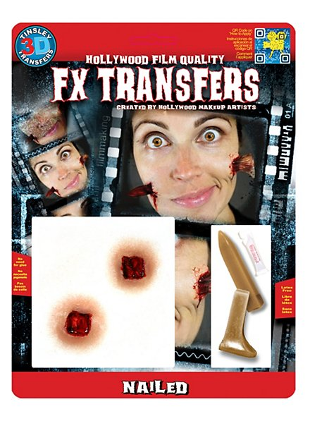Nailed 3D FX Transfers