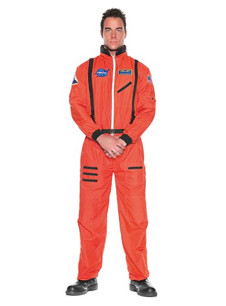 NASA Astronaut orange Costume