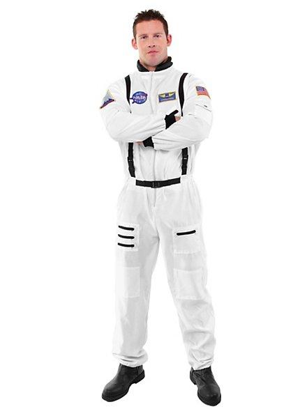 NASA Astronaut white Costume