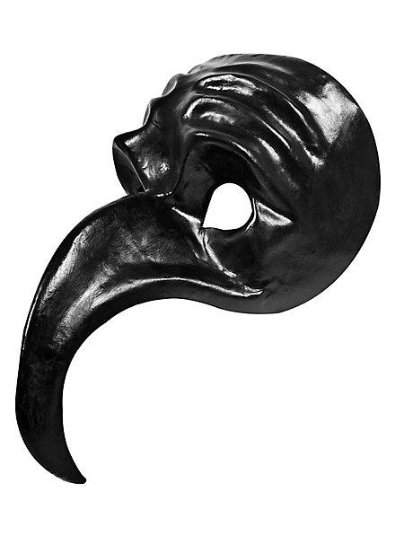 Naso Turco nero  Venetian Mask