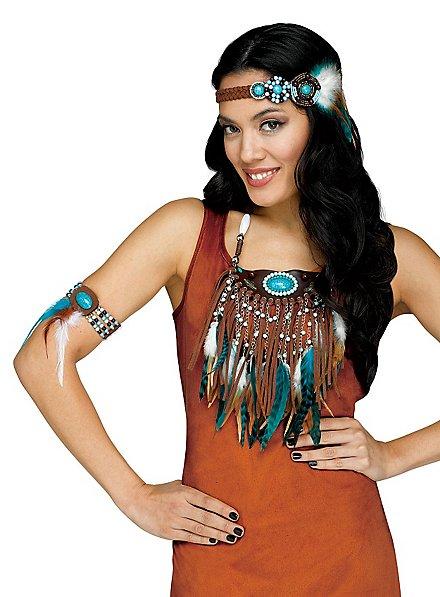 Native American accessories set