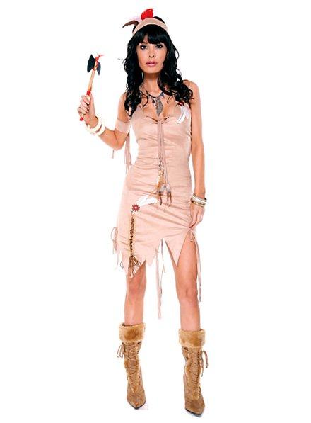 Naughty Native Costume