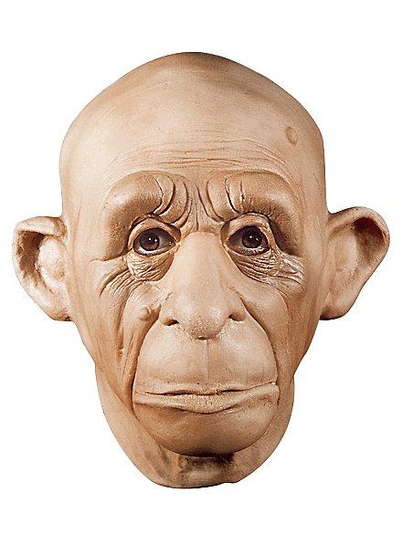 Neandertaler Maske aus Schaumlatex