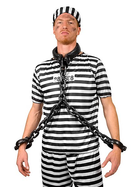 Neck and Wrist Shackles