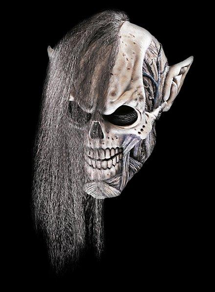 Nécromancien Masque en latex