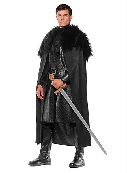 Night warrior costume