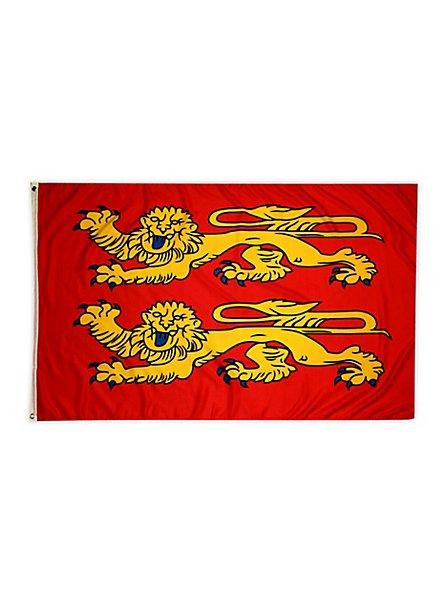 Normandie Flagge