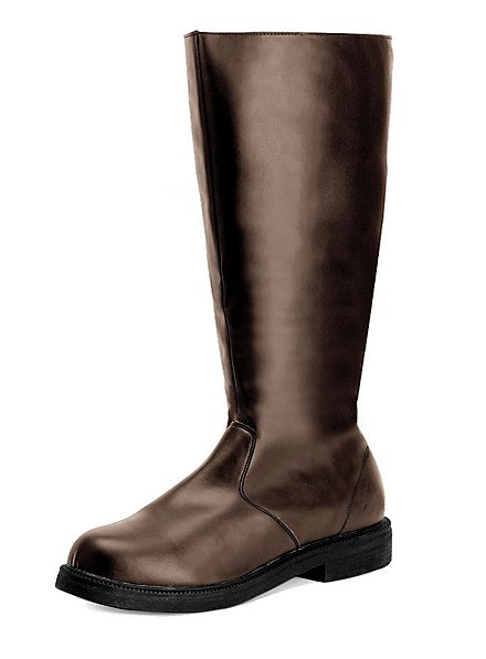 Officer's Boots brown