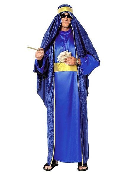 Oil Sheik Costume